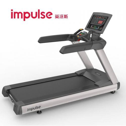 impulse 英派斯 商用高清大屏跑步机RT750