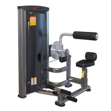 力优动坐式腹背训练器-YD8010