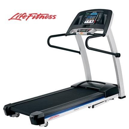 力健LifeFitness进口家用小型静音折叠跑步机必威体育登录app房走步机F1