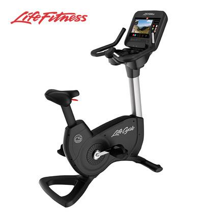 LifeFitness/力健美国进口立式必威体育登录app车家用室内磁控自行车PCSC