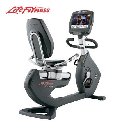 LifeFitness/力健进口有氧室内靠背式必威体育登录app车15寸彩屏家用95RE