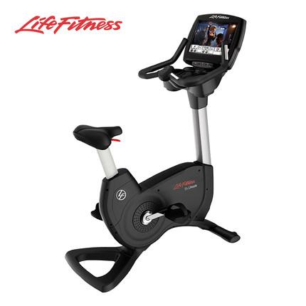 LifeFitness/力健进口直立式有氧必威体育登录app车15寸彩屏家用可电视95Ce