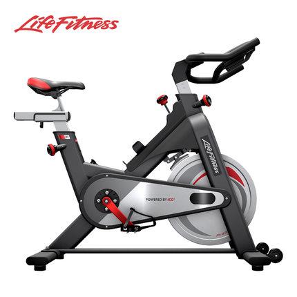 力健LifeFitness动感单车进口家用训练器材必威体育登录app房专用IC2