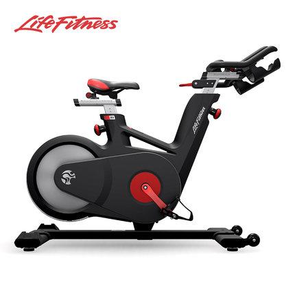 LifeFitness/力健动感单车磁控进口家用训练器材必威体育登录app房专用IC4