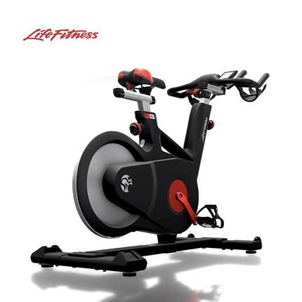 LifeFitness/力健家用自行车磁阻动感单车家用室内必威体育登录app器材IC5