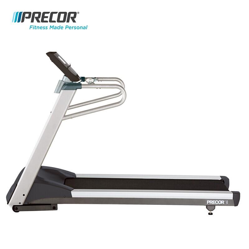 必确(PRECOR)跑步机原装进口豪华智能家用轻商用跑步机 TRM9.27