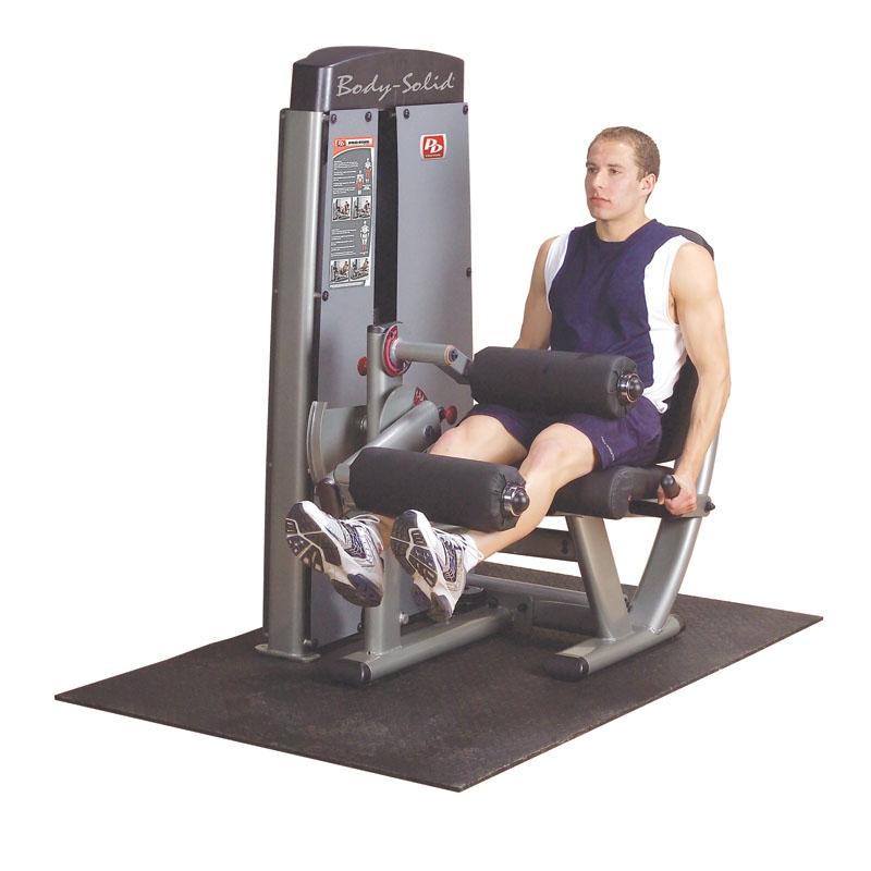 美国body-solid    PD双功能系列 DLEC SF屈腿/小腿练习器