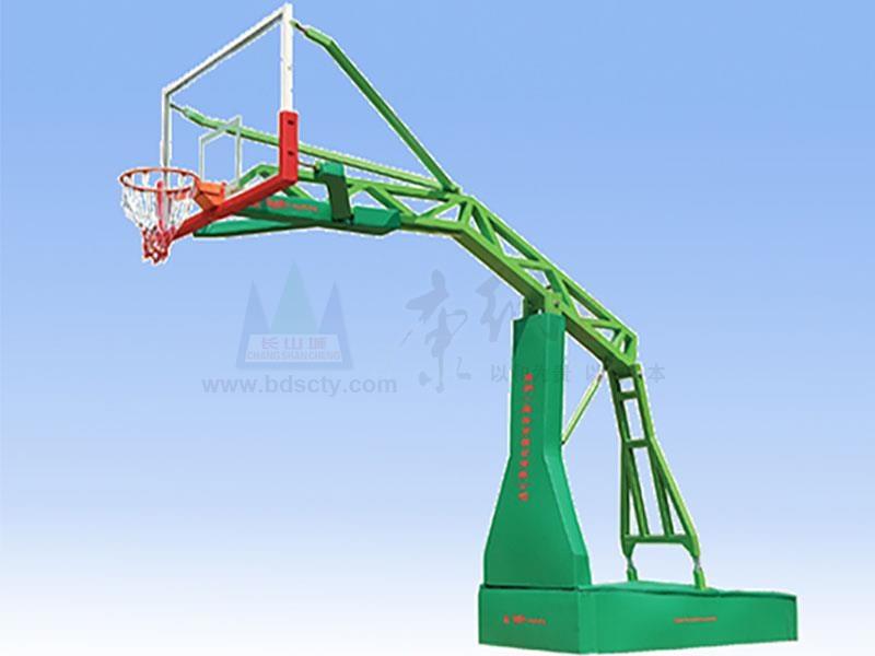 康纳一品SC3102手动液压篮球架