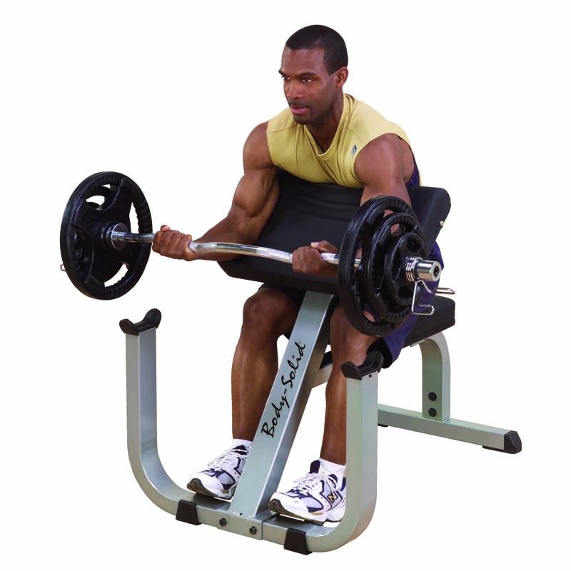 美国body-solid屈臂训练凳   GPCB329