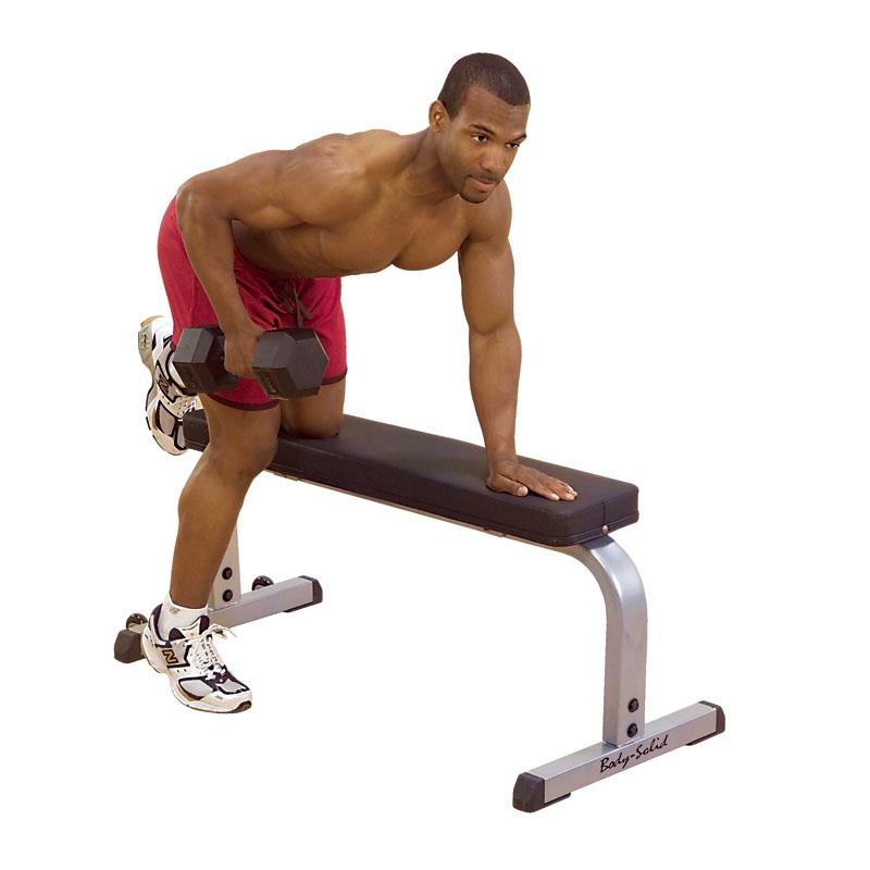 美国body-solid哑铃练习平椅   GFB350