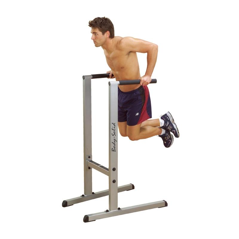 美国body-solid双杠练习器   GDIP59