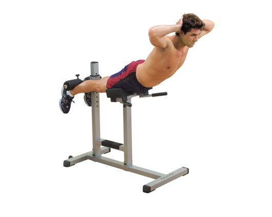美国body-solid商用罗马练习椅  GRCH322
