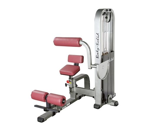 美国body-solid腹部前屈训练器   SAM900