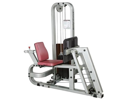 美国body-solid坐姿蹬腿训练器   SLP-500G