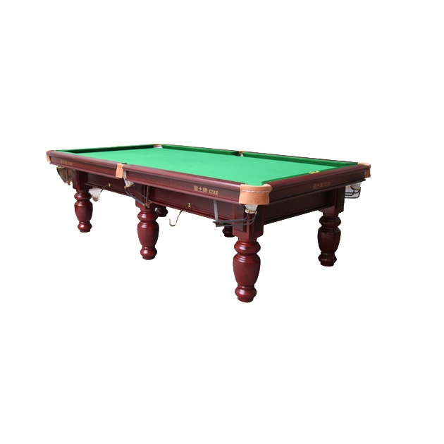星牌美式落袋球台 台球桌    XW118-9A