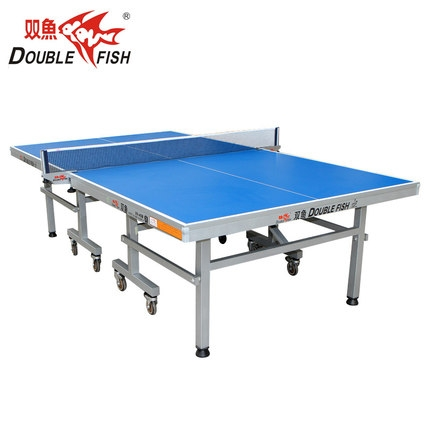 双鱼单折式乒乓球台   99-45B