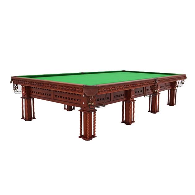 星牌英式斯诺克台球桌   XW104-12S